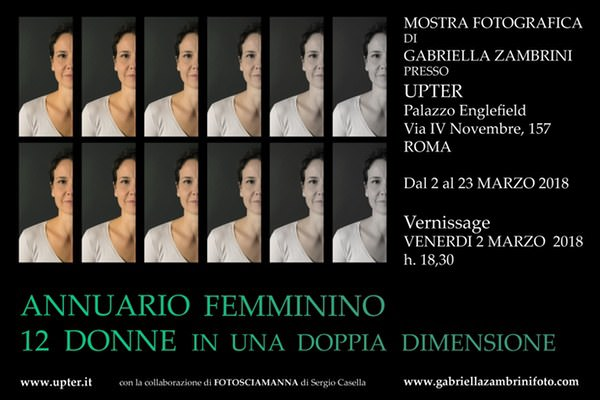 12 donne in mostra